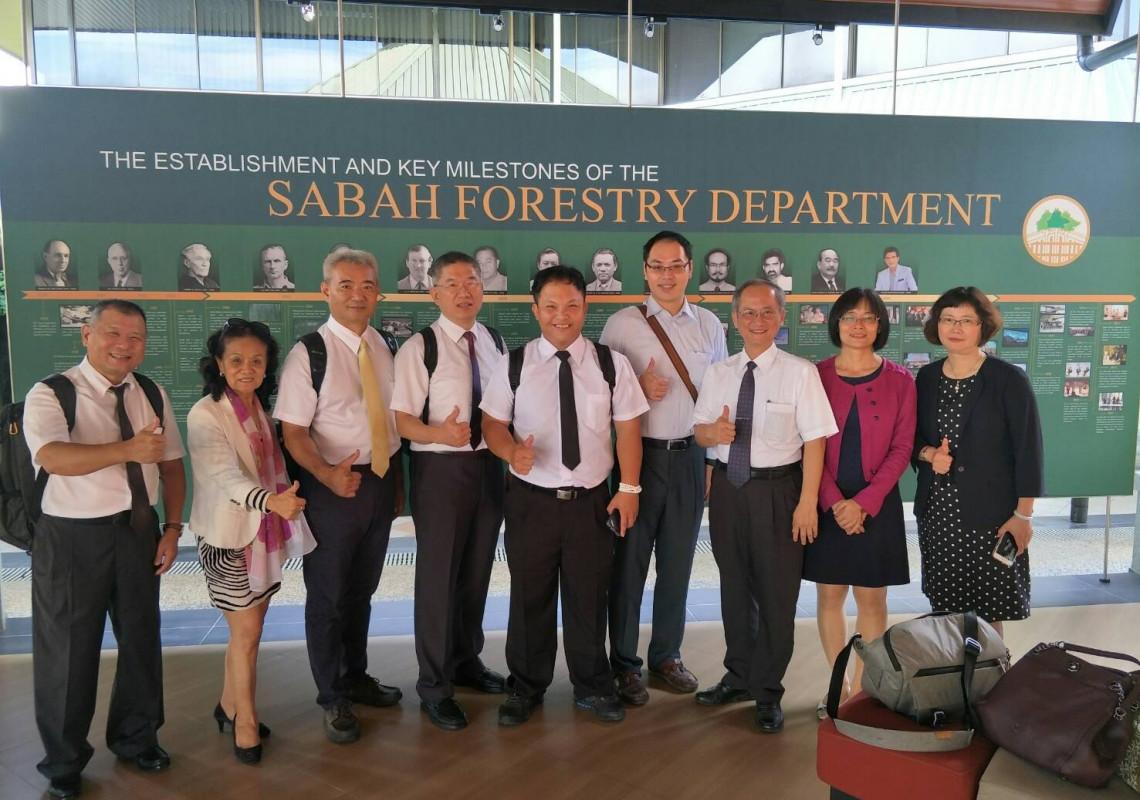 馬來西亞植樹考察