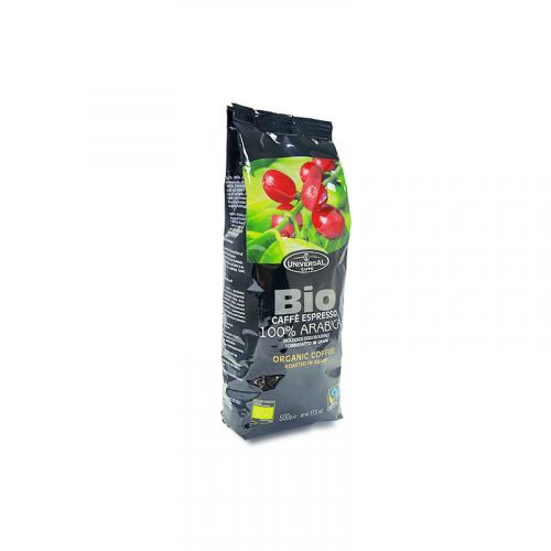 03090 BIO GROUND COFFEE BAG 500g有機咖啡豆