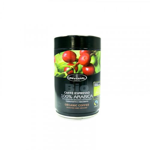 03080 BIO COFFEE TIN 250g有機咖啡粉