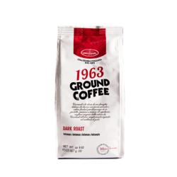 10190 1963 COFFEE BLEND DARK ROAST GROUND 250 g深焙咖啡粉
